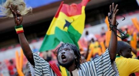 Un supporteur malien © AFP