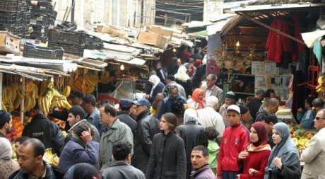 Un marché d'Alger by Magharebia via Flickr CC.