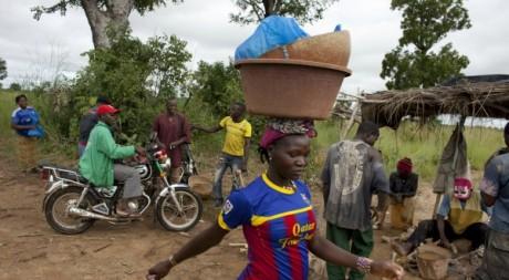 Populations du Nord-Mali (Djenne), septembre 2012. © REUTERS/Joe Penney