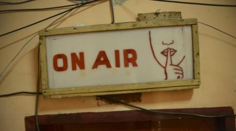 Station de radio à Mogadiscio, le 8 décembre 2012. Tobin Jones/Reuters