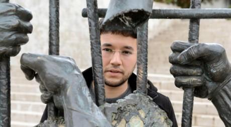Mounir Agueznay, Rabat, 11 février 2013. © FADEL SENNA / AFP