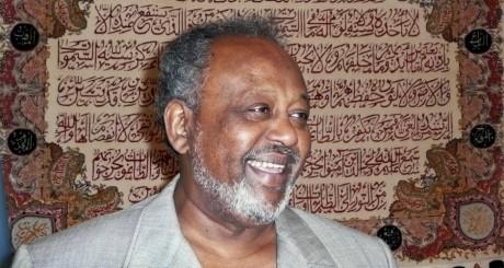 Le président de Djibouti Ismail Omar Guelleh, le 29 janvier 2009. REUTERS/David Clarke