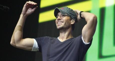 Enrique Iglesias, Atlanta, décembre 2012 / Reuters