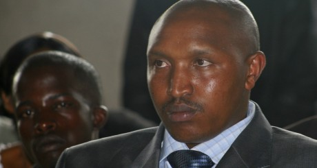 Bosco Ntaganda, Goma, décembre 2009 / Reuters