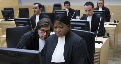 La procureure de la CPI, Fatou Bensouda, La Haye, février 2013 / AFP