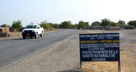 Dabanga, à la frontière Cameroun-Nigeria où avait été enlevée la famille Fournier