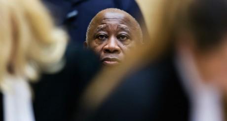 Laurent Gbagbo lors d'une audience à La Haye, 19 février 2013 / REUTERS