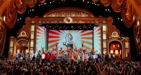 Cérémonie des Tony Awards, le 9 juin 2013 / REUTERS