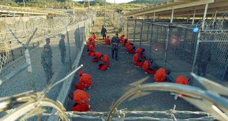 Une vue de la prison de Guantánamo, avril 2011 / Reuters