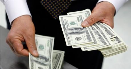 Dollars américains, 2008 / REUTERS