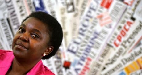 Cécile Kyenge, la ministre italienne de l'Intégration / AFP