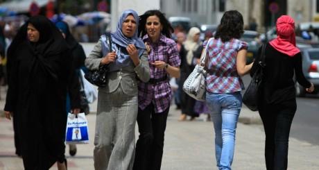 Femmes algériennes, 2010 / REUTERS