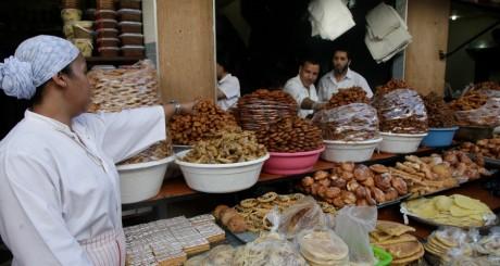 Marché de Rabat, 8 juillet 2013 / REUTERS