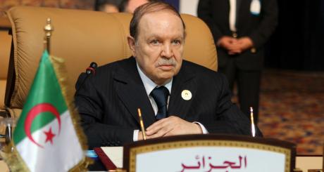 Abdelaziz Bouteflika, novembre 2011 / Reuters