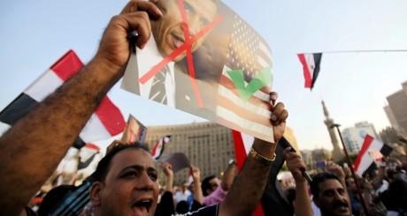 Manifestants anti-Morsi au Caire, 7 juillet 2013 / REUTERS