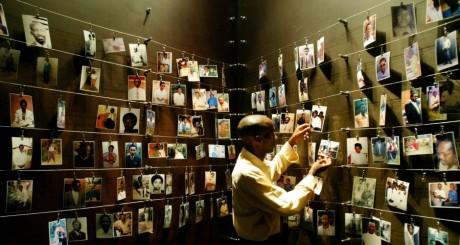 Mémorial de Gisozi, Rwanda / Reuters