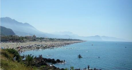 Plage de Bejaia / Flickr CC