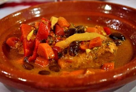 Tajine marocain. FLICKR par Foodhoe CC