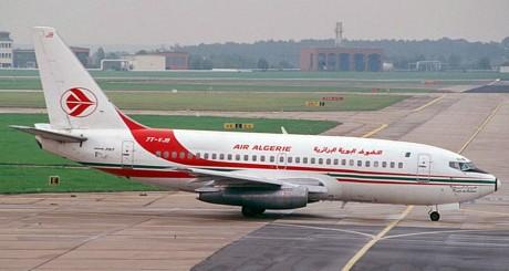 Avion de la compagnie Air Algérie / REUTERS