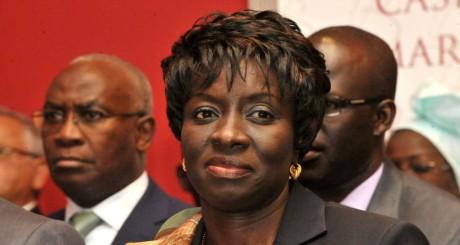 Aminata Touré, la nouvelle Première ministre du Sénégal / AFP
