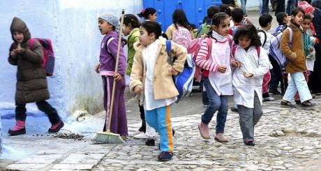 Sortie d'école à Chefchaouen, 2009 / Flickr CC