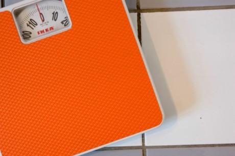 pèse personne. Via FLICKR par mrjorgen