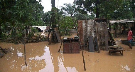 Situation humanitaire catastrophique, Bossangoa (nord-ouest RCA) / AFP