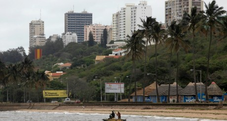 Maputo, Mozambique / Reuters