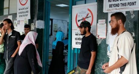 Membres de la milice Ansar al-Sharia / Reuters