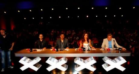 Les jurés d'Arabs Got Talent, photo de la page Facebook de l'émission.