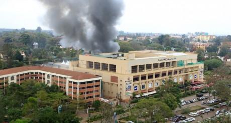 Le Westgate Mall de Nairobi, après l'attentat des Shebab du 21 septembre 2013 / Reuters