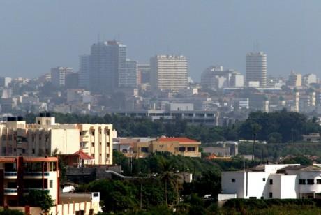 Vue de la ville de Dakar au Sénégal, Reuters/Finbarr O'Reilly