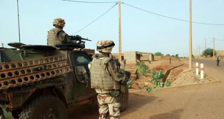 Soldats français près de Gao / AFP