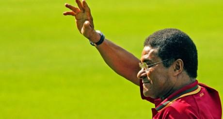 Eusebio en 2006 / AFP
