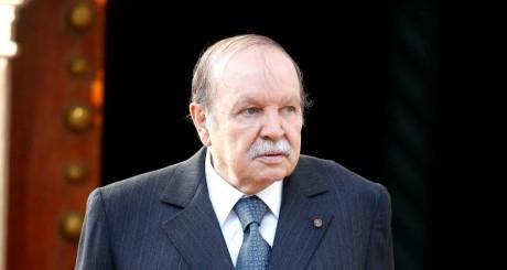 Abdelaziz Bouteflika, avril 2013. REUTERS/Louafi Larbi