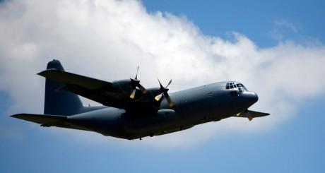 un Hercule C-130 / Reuters