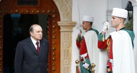 Abdelaziz Bouteflika, Alger / Reuters