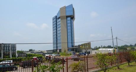 Le siège de la Cemac à Libreville, Gabon / AFP