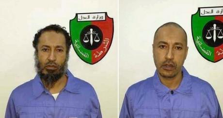 Saadi Kadhafi / AFP