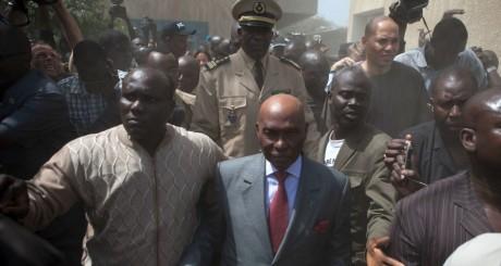 L'ex-président sénégalais Abdoulaye Wade / REUTERS