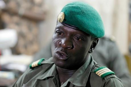 Amadou Haya Sanogo, avril 2012 / REUTERS
