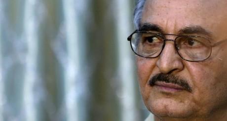 Le général Khalifa Haftar / REUTERS