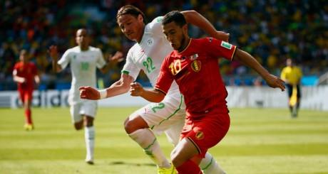 Rencontre Algérie-Belgique, 17 juin 2014 / REUTERS