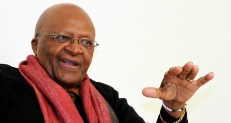 Desmond Tutu / REUTERS