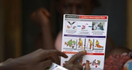 Un manuel de bonnes pratiques pour éviter Ebola / REUTERS