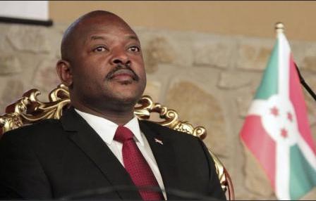 Le président du Burundi, Pierre Nkurunziza, le 13 février 2014. Photo Reuters