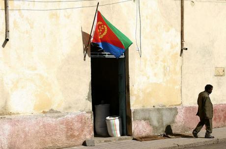 Asmara. Crédit photo: Eric Lafforgue via Flickr