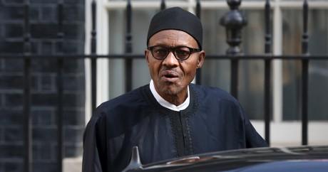 Muhammadu Buhari, le 23 mai 2015 à Londres. REUTERS/Neil Hall