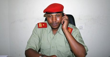 L'ancien chef rebelle, Bosco Ntaganda, en 2009. REUTERS/Paul Harera