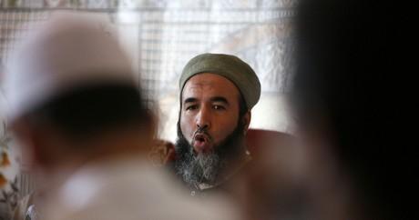 Madani Mezrag, l'ex-chef de l'Armée islamique du salut, en 2007. Crédit photo: REUTERS/Zohra Bensemra